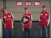 Así se prepara Ferrari para el GP de México