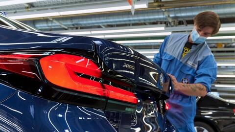 Cuánto disminuyeron las ventas de autos en Europa en el primer semestre de 2020