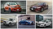 Los autos que consumen menos gasolina en México en 2020