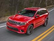 Jeep Grand Cherokee Trackhawk 2018, derrota a muchos superdeportivos