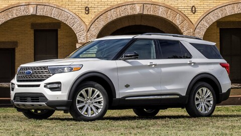 Ford Explorer King Ranch 2022 debuta