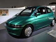 BMW E1 es el carro eléctrico que se adelantó a su tiempo