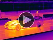 Video: piques a través de una cámara térmica