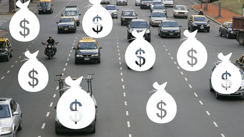 Argentina es el segundo país más caro del mundo para tener un auto