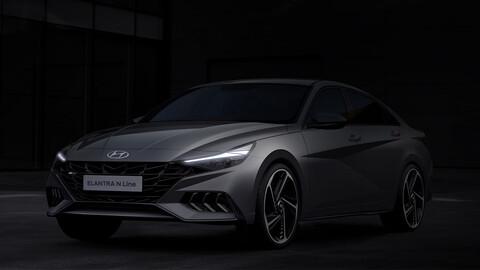 Hyundai Elantra N Line 2021, un elegante sedán deportivo que quizá no veamos en México