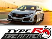 Civic Type R Time Attack 2018, el desafío de Honda para marcar récords en pista