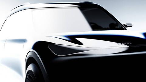 La firma smart nos anticipa el diseño de su primer SUV