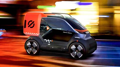 Renault y Mobilize muestran sus soluciones de movilidad urbana