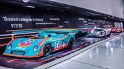 El Museo Porsche celebra el 50 aniversario del mítico 917