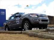 Anticipo: Ford presenta la nueva Ranger
