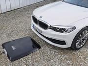 BMW trabaja en modelos electrificados con carga por inducción