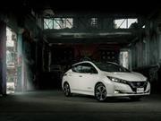 Toma de contacto con el Nissan Leaf que viene a Chile