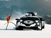 No creerías lo bueno que es un Lamborghini Murciélago en la nieve