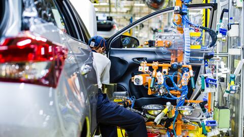 Toyota anticipa la producción constante del Corolla Cross
