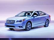 Subaru Legacy 2015: Primeras fotografías oficiales