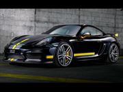 Porsche Cayman GT4 by TechArt, sutil mejora