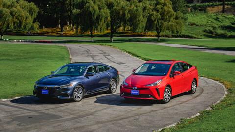Toyota Prius vs Honda Insight: campeones del ahorro de gasolina, pero ¿cuál conviene más?