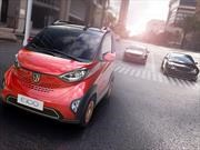 Baojun E100 2017 es el auto eléctrico más barato del mundo