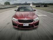 Manejamos el BMW M5, un sedán que vuela