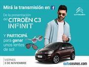 Participá por unos lentes de Sol Citroën C3 Infinit