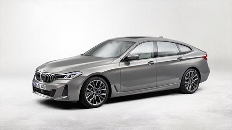 Así es el nuevo BMW Serie 6