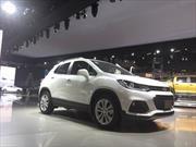Salón de Sao Paulo 2016: la Chevrolet Tracker se acerca a Chile