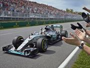 F1: otra para Hamilton y Mercedes en Canadá