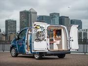 Nissan presenta e-NV200 WORKSPACe: la primera oficina móvil totalmente eléctrica en el mundo