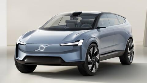 Volvo Concept Recharge, anuncia una nueva era