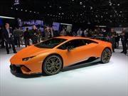 Lamborghini Huracán Performante reina el Infierno Verde