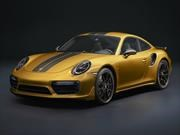 Porsche 911 Turbo S Exclusive Series 2018, poderoso y exclusivo