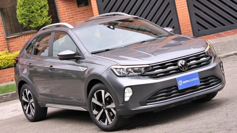 Prueba de manejo del Volkswagen Nivus, SUV cupé a la medida
