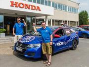 Récord Guinness de consumo para el Honda Civic Tourer a diésel