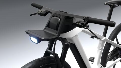 Bosch muestra cómo serán las bicicletas del futuro