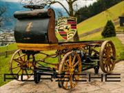 El primer auto de Porsche fue eléctrico