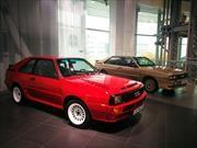 Visitamos el museo de Audi en Ingolstadt, estos son los 10 autos más importantes en su historia