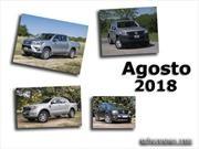 Top 10: Las pick-ups más vendidas de Argentina en julio de 2018