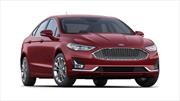 El Ford Mondeo se despide a todo color