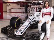 F1: Tatiana Calderón hizo historia en suelo mexicano