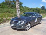 Cadillac ATS 2013 se presenta en México