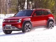 Volkswagen T-Rug, ¿un rival alemán para el Jeep Wrangler?