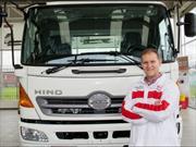 HINO mantiene su crecimiento durante el primer semestre de 2016