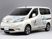 Nissan e-NV200 debuta