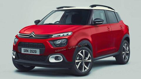 Citroën confirma la producción en Brasil de un nuevo SUV