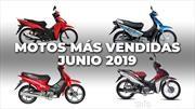 Top 10: Las motos más vendidas de junio 2019