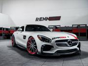 Mercedes-AMG GT S por RENNtech, con más de 700 hp