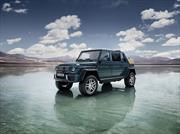 Mercedes-Benz Maybach G650 Landaulet, off-road con clase