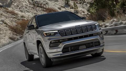 Jeep Compass 2022 llega a México, actualizado, propositivo y con un desempeño que promete