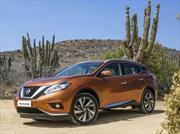 Nissan Murano 2017, lo manejamos antes de su lanzamiento en México