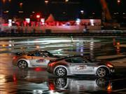 Nissan obtiene el Récord Guinnesss del drifting de dos autos más largo